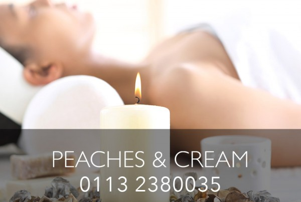 Peaches and Cream Health and Beauty Aromatherapy