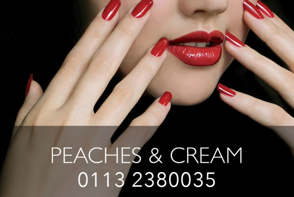 Peaches and Cream Health and Beauty Nail Treatments