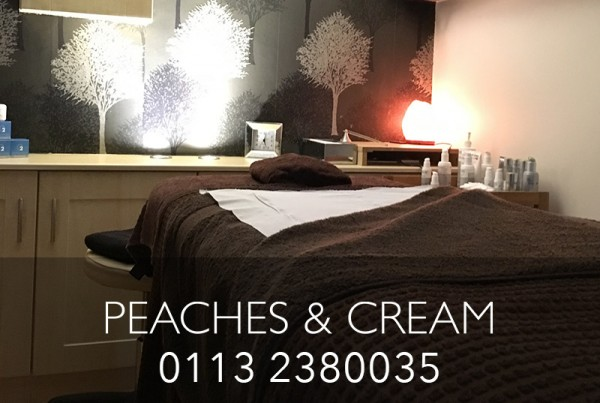 Peaches and Cream Life Changing Massages