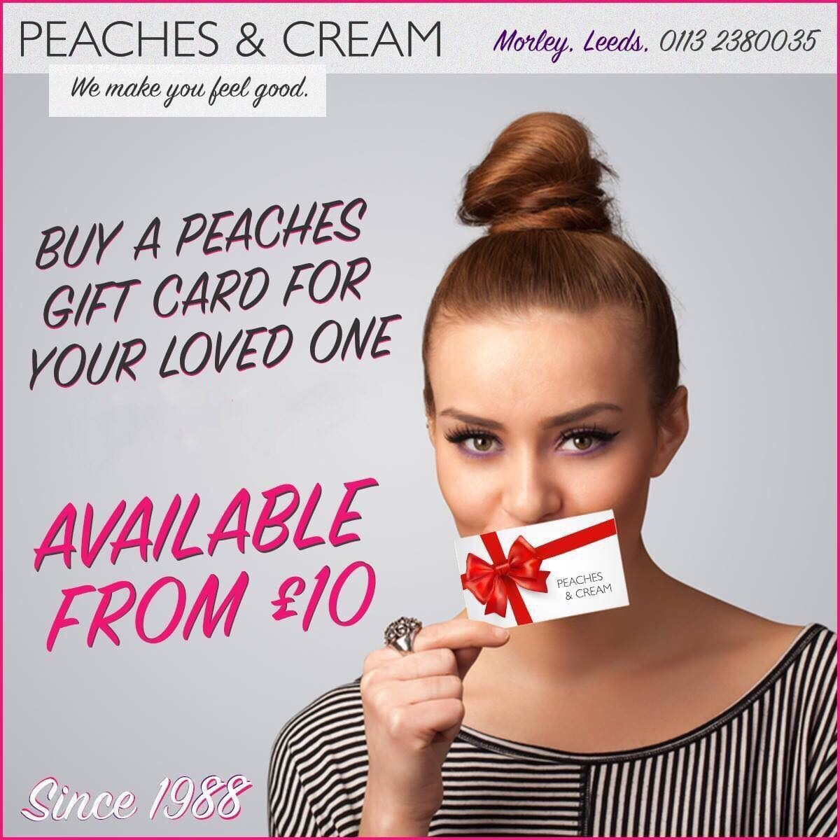 peaches voucher